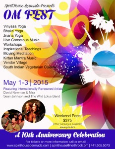 Om Fest 2015 Bermuda