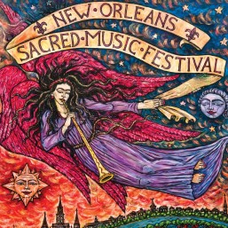 Sacred Music Fest General Logo