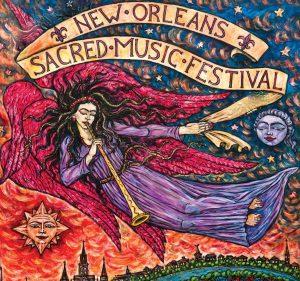 Sacred Music Fest General Logo