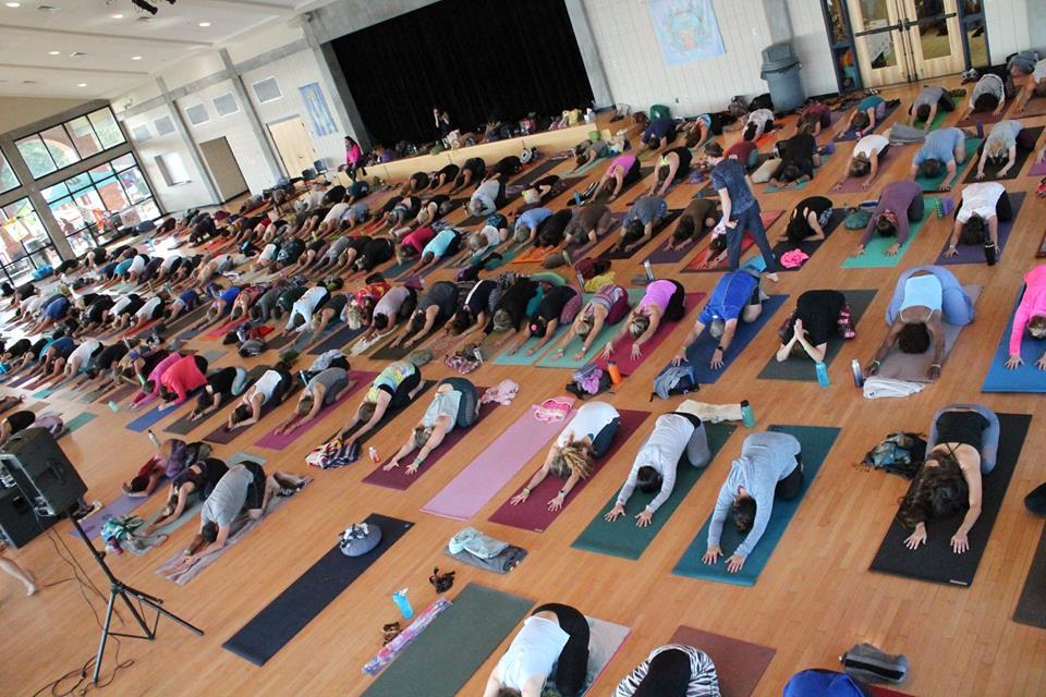 Mahabhuta Yoga Festival