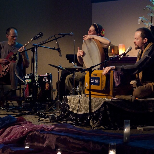 An Evening of Enchanting Mantra Music & Storytelling