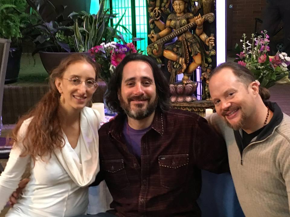 Bhakti Bliss New Year's Retreats at Kripalu with David Newman & Mira