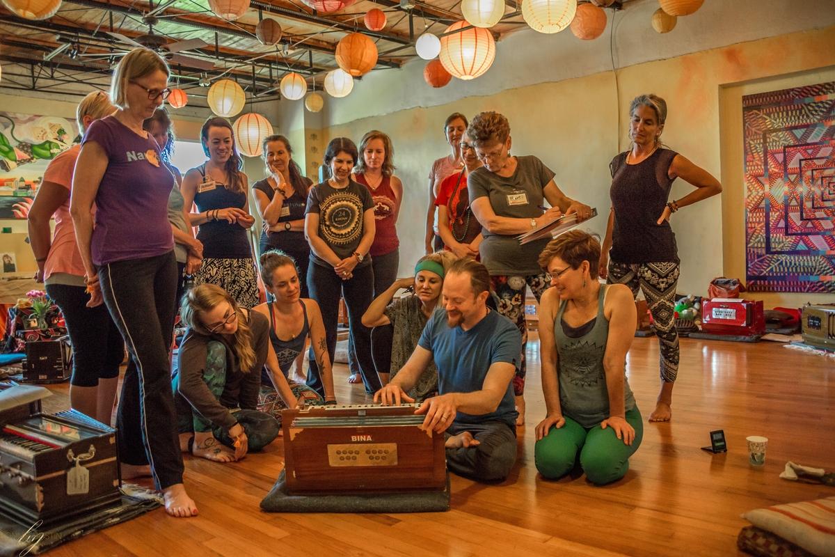 Teacher Training Bhakti Module with Sean