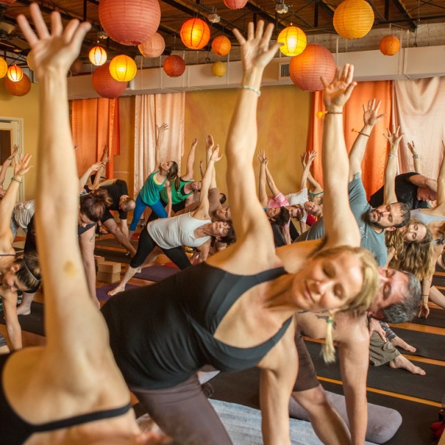 Bhakti on the Mat: Live Music Yoga Class